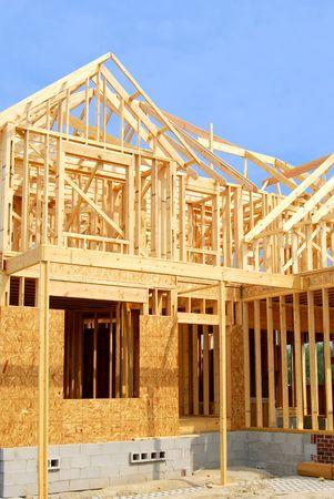 home construction Imagens