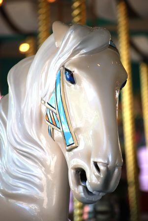carousel horse Stock Photo - 3566582