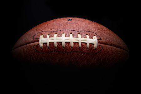 lace pattern: football