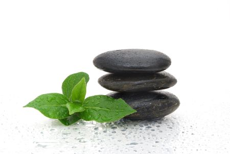 spa rocks: therapy stones