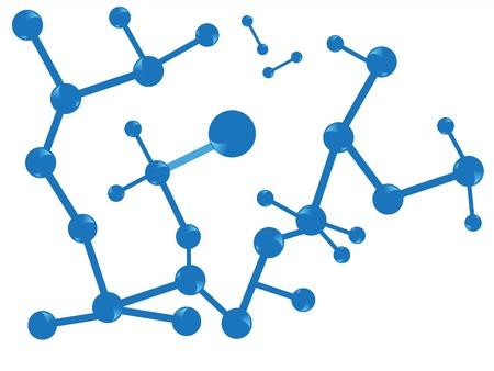 DNA Stock Vector - 8976226
