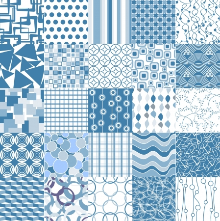 dot pattern: seamless pattern can be used for wallpaper, website background, textile printing Illustration