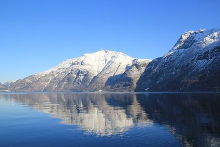 fjord: Norwegian fjord