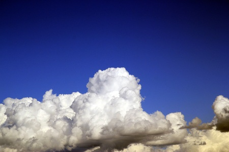 clouds background photo