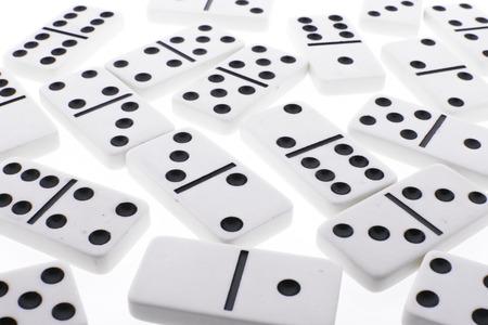 dominoes: Dominoes chips