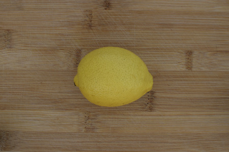 limon: Limon on the wooden plank