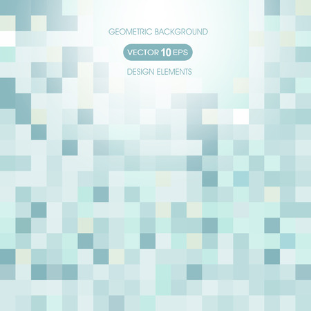 compiled: Abstract background with geometric elements Illustration