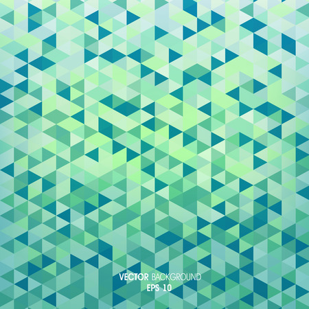 compiled: background with geometric elements of the triangle