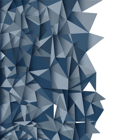 compiled: geometric background shapes