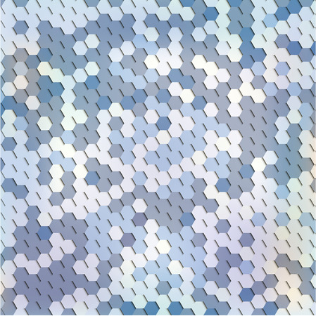 Abstract background with geometric elements Stock Photo