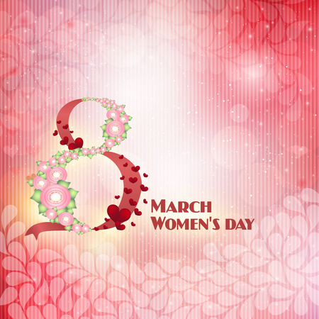 favorite number: Womens day, the eighth of March