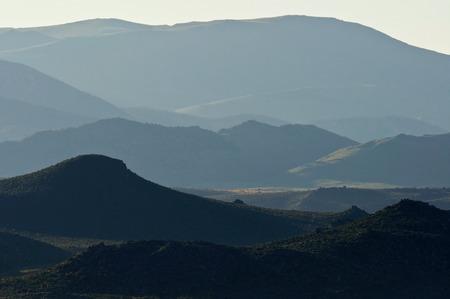 mountainscape: Sidelite Mountainscape