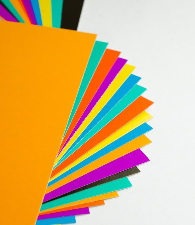 accurately: Accurately spread out color cardboard  It is possible to use as a color sample