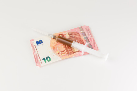sums: people spend large sums of money for medical preparations and substances