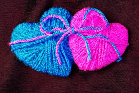 valentine's day concept design heart Reklamní fotografie