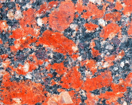 Polished granite texture background Stock Photo