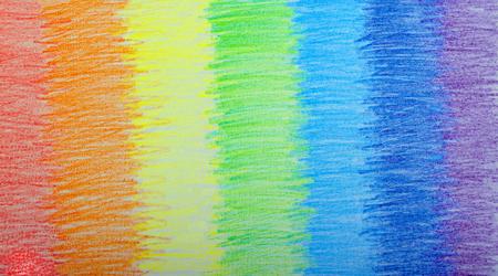 rainbow. colors of the rainbow. my own design.