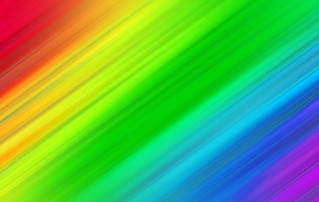 colors of rainbow. color concept Stock Photo