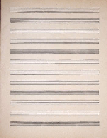 old music sheet texture background