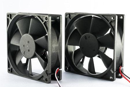 ventilate: A pc computer cooling fan with it