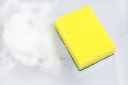 cleaners detergents household cleaning sponge for cleaning photo