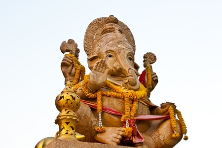 Worship Ganesh of Thailand photo