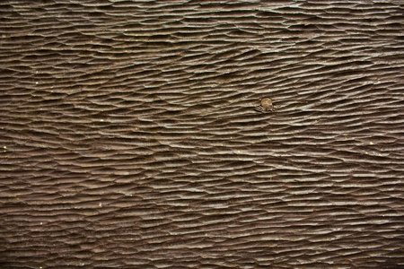 Surface of wood carving 免版税图像