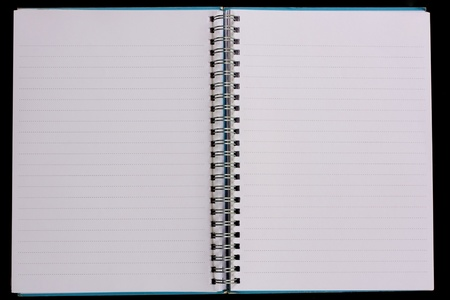 Notebook Stock Photo - 10407599