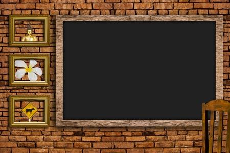 blackboard isolated: Blackboard Stock Photo