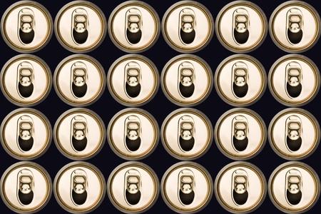 Canned Standard-Bild