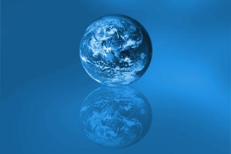 world. photo