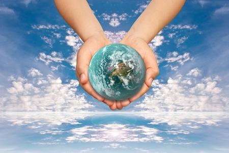 heal: Mobile world. Stock Photo