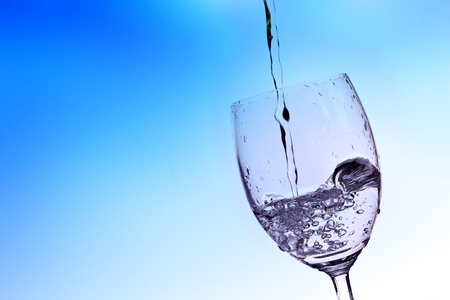 Glass 免版税图像