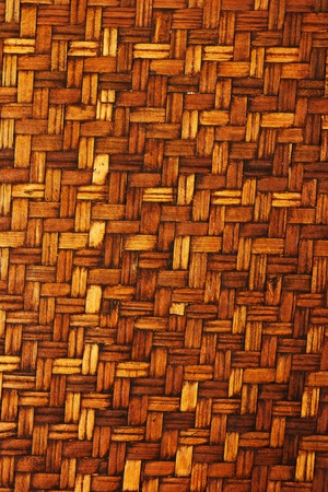 Bamboo flooring  photo