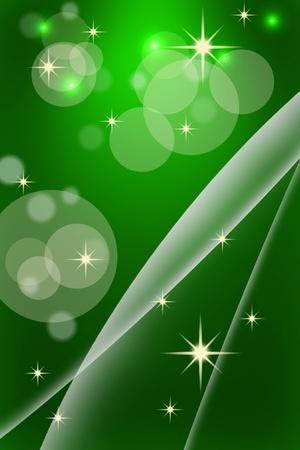 Light and stars Stock Photo - 12839300