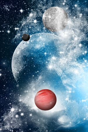 Raum Standard-Bild
