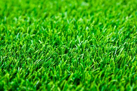 Artificial turf photo
