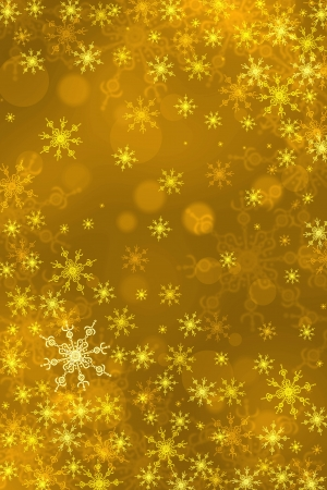 abstract Christmas background with snowflakes Stock Photo - 14749204