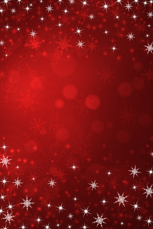 Christmas red background. photo