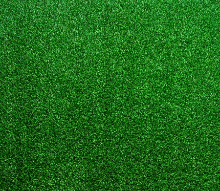 Artificial grass green  photo
