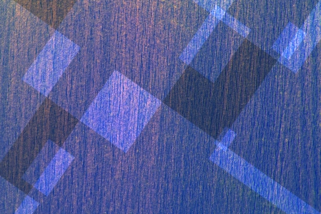 Abstract geometric background of blue. photo
