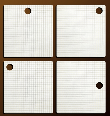 Background of graph paper. Stock Photo - 16232033