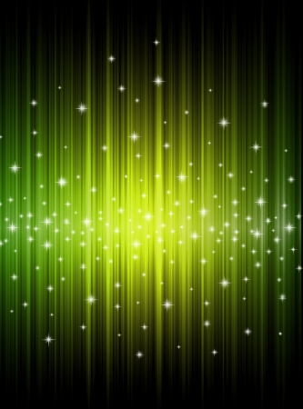Abstract background of light and stars. Stock Photo - 17172475