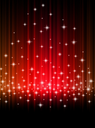 Background for text  Abstract rays and stars Stock Photo - 17172471