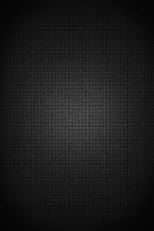 cuero vaca: Fondo negro para el texto Foto de archivo