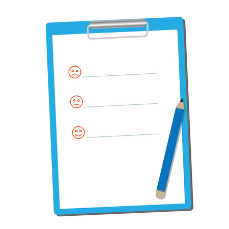 Clipboards vector illustration  Vector