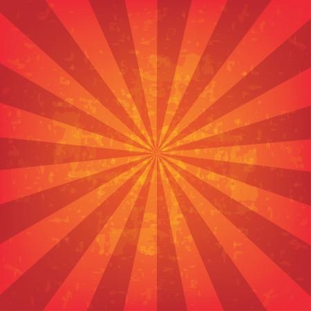 Radial background vector illustration. 矢量图像