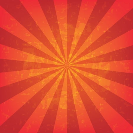 Radial background vector illustration. Vector