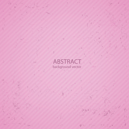 A strip of pink paper Vector