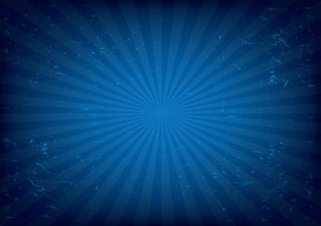 light rays: Radial background vector illustration. Illustration